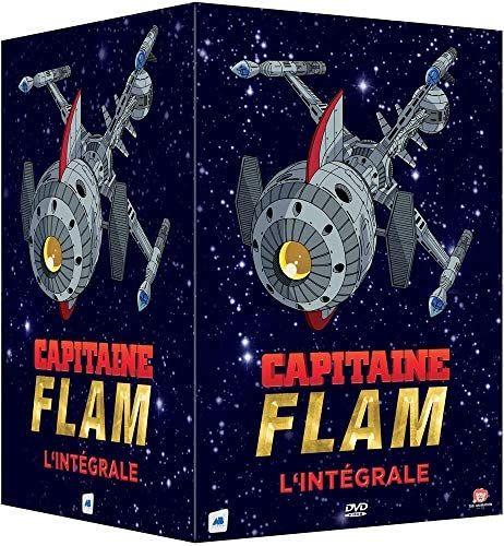 Coffret DVD Capitaine Flam - L'intégrale - Édition remasterisée