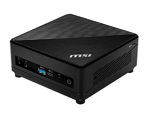 Mini PC MSI CUBI 5 (10M-033EU) - i3-10110U, RAM 8 Go DDR4, SSD 256 Go NVMe, Windows 10 Home