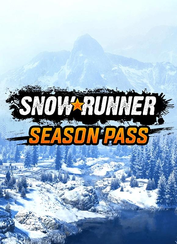 Season Pass SnowRunner sur PS4 (Dématérialisé)