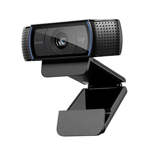 Logitech Webcam C920 HD Pro - Noir