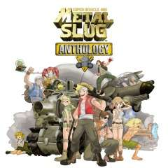 Metal Slug Anthology sur PS4 (Dématérialisé)