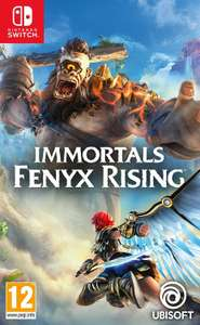 Immortals Fenyx Rising sur Nintendo Switch (Frais de port inclus)