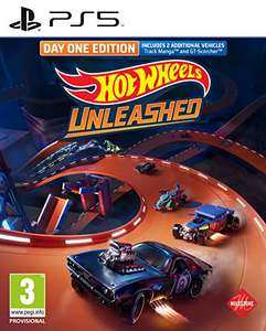 [Précommande] Hot Wheels Unleashed - Edition Day One sur PS5