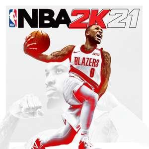 NBA 2k21 jouable gratuitement du 16 au 23 Mars (Dématérialisé)