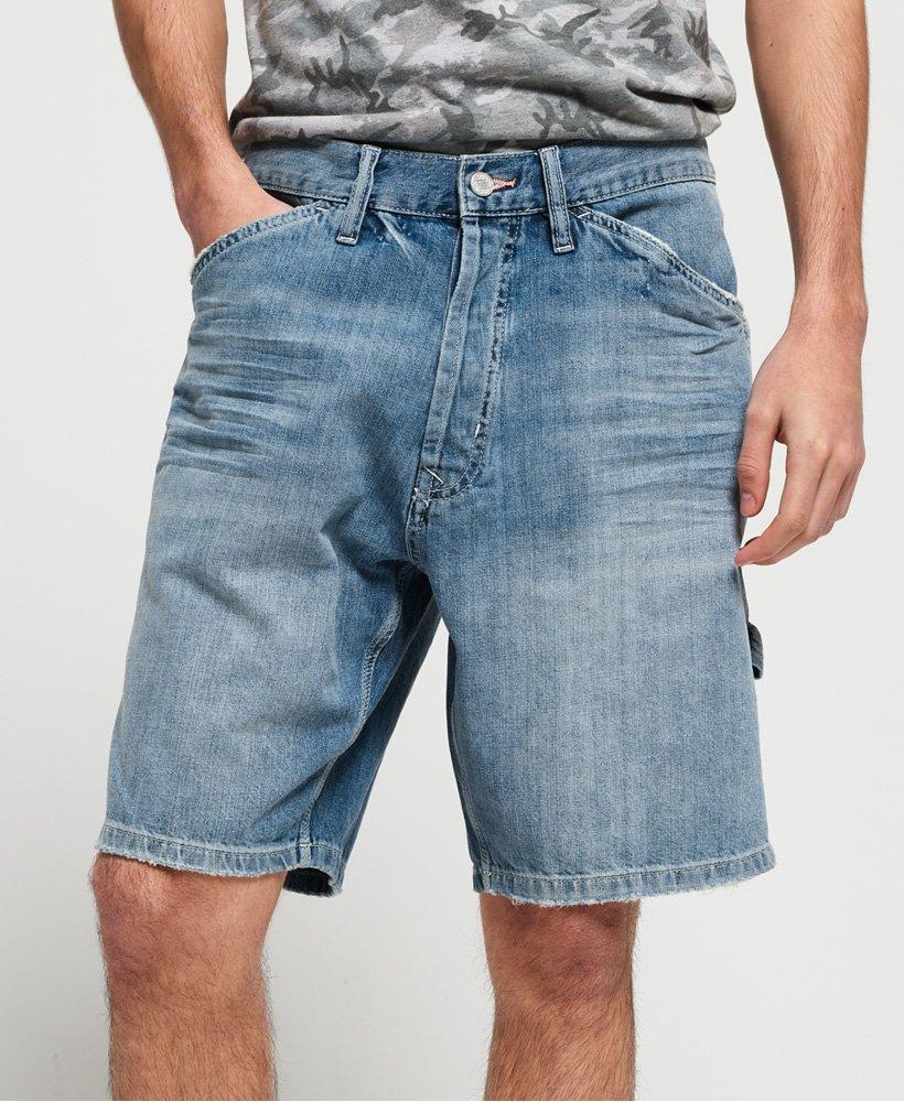Short homme Jeans Superdry - Taille du 28 au 34