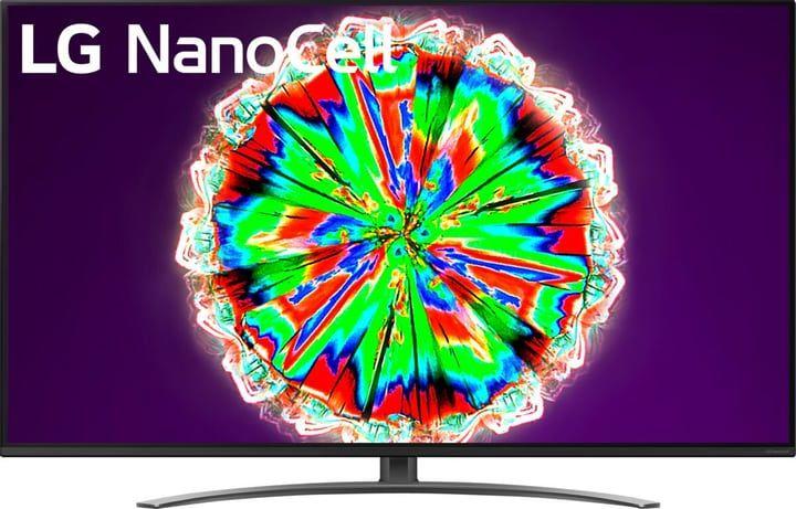"TV 55"" LG 55NANO816 - 4K UHD, webOS 5.0 (Frontalier Suisse)"