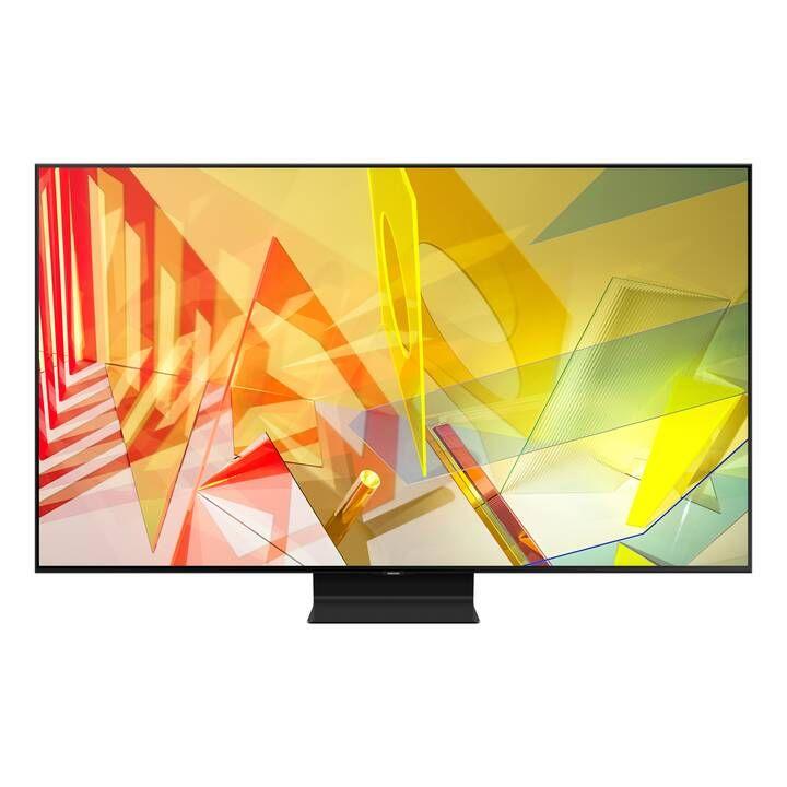 """TV 65"""" Samsung QE65Q90TATXZG - 4K UHD, QLED, Smart TV (Frontaliers Suisse)"""