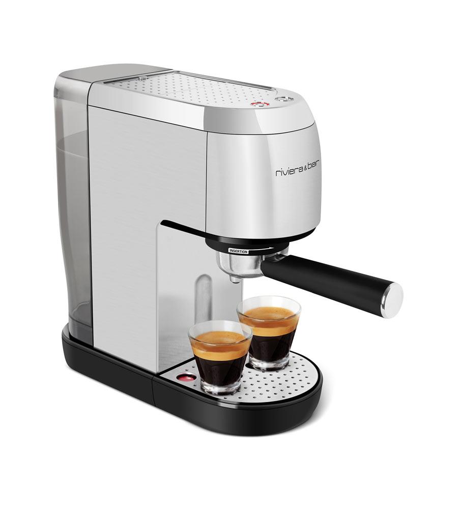 Machine expresso Riviera & Bar BCE 350 - 1400W