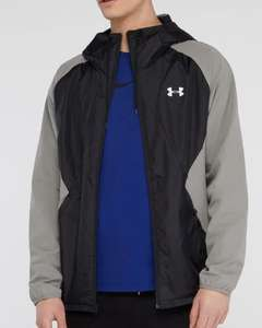 Coupe-vent à capuche Under Armour - Tailles M, L & XL