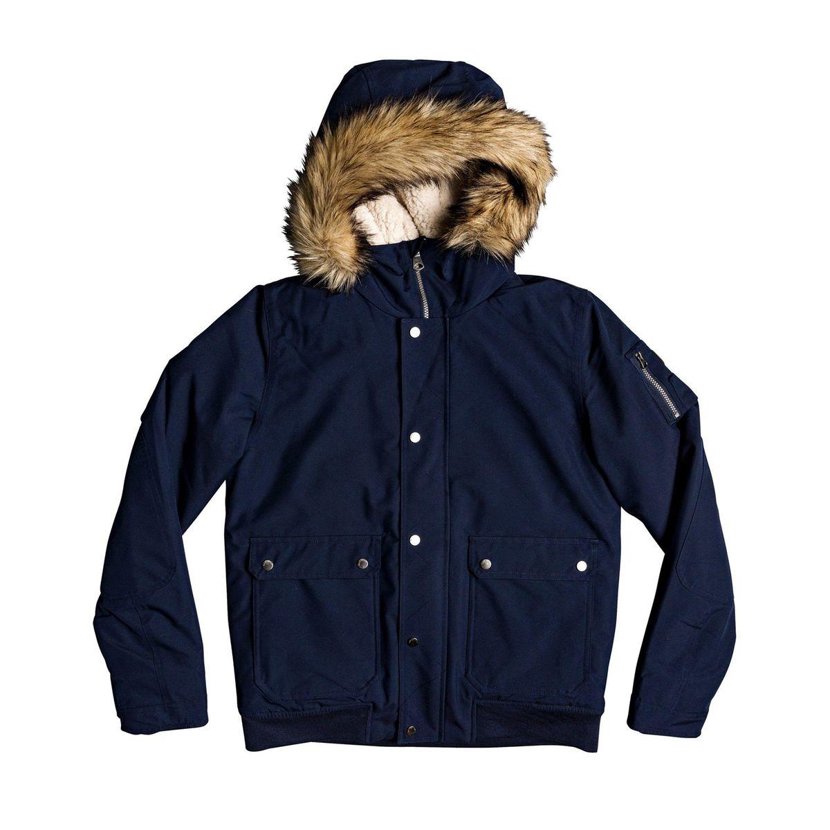 Manteau à capuche Quiksilver Arris - Tailles S à XXL