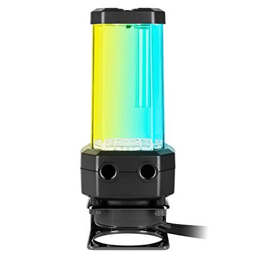 Combinaison pompe/réservoir Hydro X Series XD5 RGB CX-9040006-WW - Noir