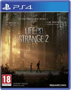 Life is Strange 2 sur PS4 ou Xbox One