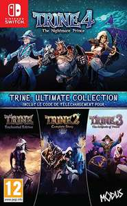 Trine: Ultimate Collection sur Nintendo Switch (Dématérialisé)