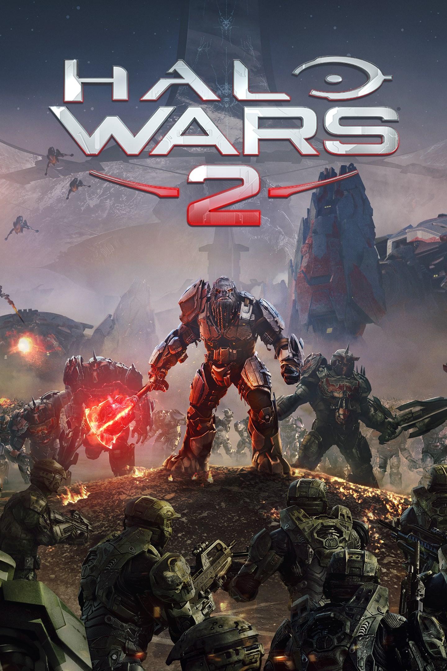 Halo Wars 2 offert pour les PC équipés d'un processeur Intel Core de 9éme à 11ème génération (Dématérialisé)