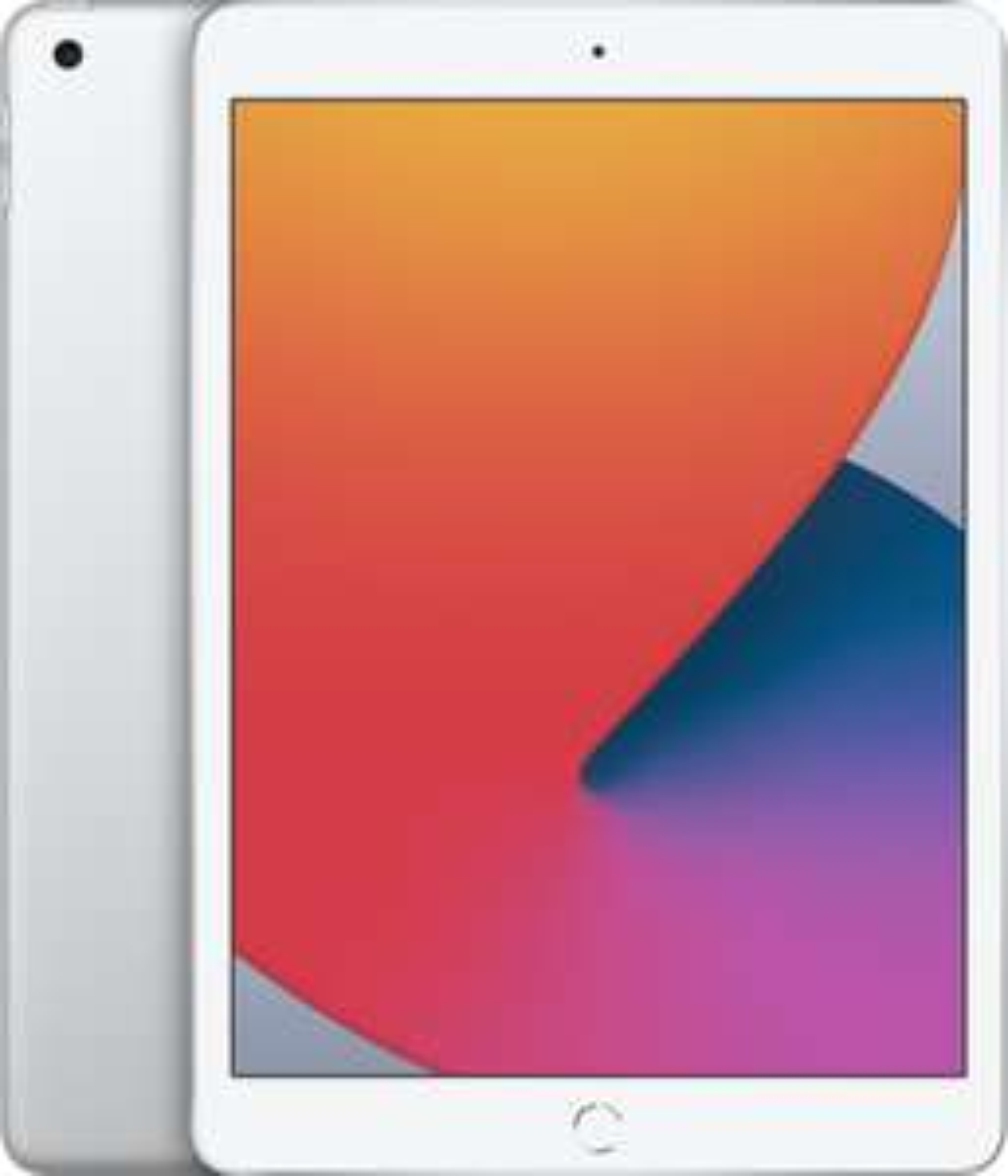 "Tablette tactile 10.2"" Apple iPad (2020) - full HD Retina, A12, 3 Go de RAM, 32 Go, argent, Wi-Fi"