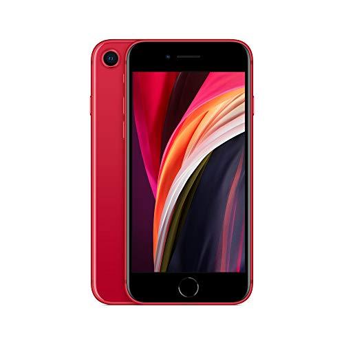 """Smartphone 4.7"""" Apple iPhone SE 2020 - 64 Go, Rouge ou Noir"""