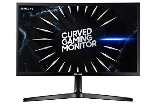 "Écran PC 24"" Samsung C24RG52FQU - Full HD, Dalle VA, 144Hz, 4ms, Incurvé 1800R, FreeSync"