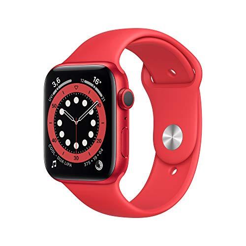 Montre connectée Apple Watch Series 6 (GPS) - 44mm, Rouge