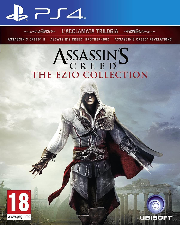 Assassin's Creed The Ezio collection sur PS4 (Dématérialisé - 14.99€ pour les abonnés PS+)
