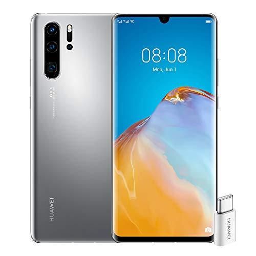 "Smartphone 6.47"" Huawei P30 Pro - 8 Go RAM, 256 Go (Version Française - Avec Services Google)"
