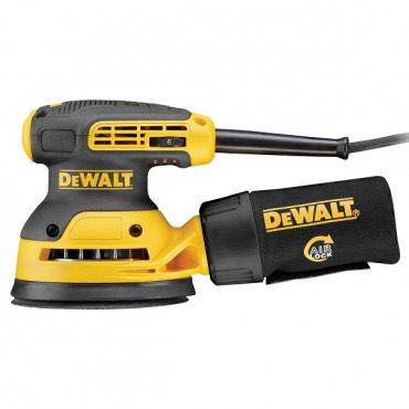 Ponceuse excentrique Dewalt DWE6423 - 125 mm, 280W