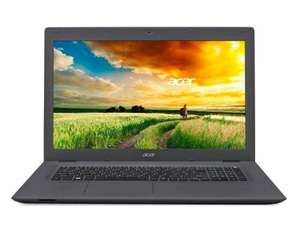 "PC Portable 17"" Acer Aspire E5-772G-55T5 Gris (Intel Core i5, RAM 4 Go, HDD 1 To, Nvidia GeForce 920M, Windows 10)"