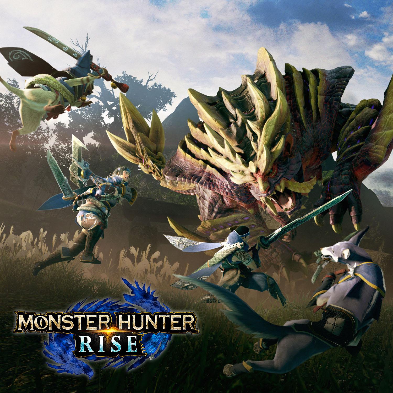 Monster Hunter Rise sur Switch (dématérialisé, store BR)