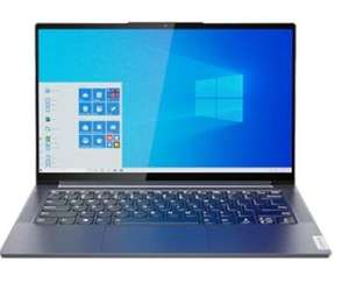 "[Etudiants] PC Portable 14"" Yoga Slim 7i 82A1006AFR - 4K UHD, i7-1065G7, 16 Go RAM, SSD 1 To, Windows 10"