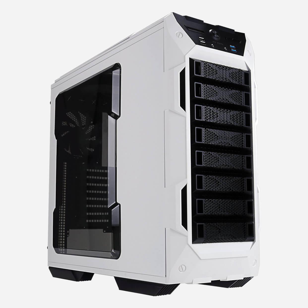 Sélection d'articles en promotion - Ex: Boîtier PC Full Tower InWin - frais de port inclus (in-win.com)