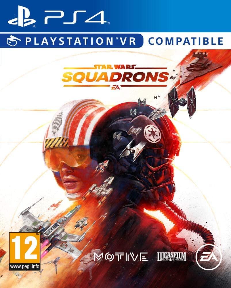 Jeu Star Wars : Squadrons sur PS4