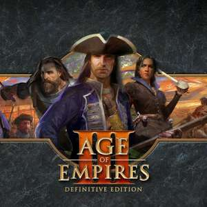 Age of Empires III: Definitive Edition sur PC (Dématérialisé - Steam)