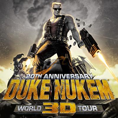 Duke Nukem 3D: 20th Anniversary Édition World Tour sur PC (dématérialisé, Steam)