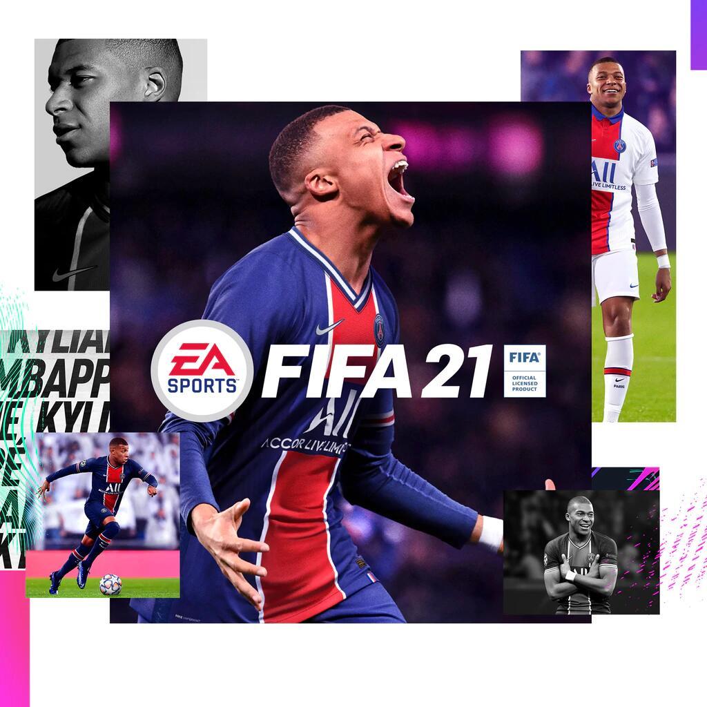 FIFA 21 sur Google Stadia (dématérialisé)