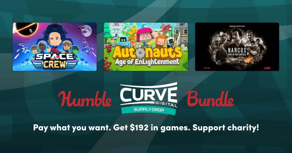 Humble Curve Digital Supply-Drop Bundle - 2 jeux à partir d'1€ (Dématérialisé - Steam)