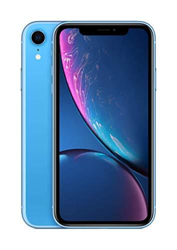"""Smartphone 6.1"""" Apple iPhone XR - 64 Go, Bleu (Frais d'importation inclus)"""