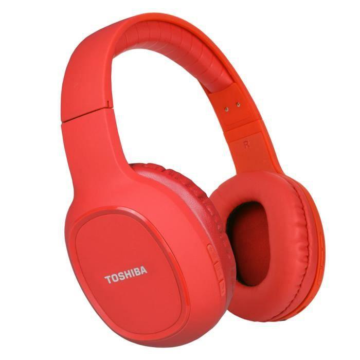 Casque sans fil Toshiba RZE-BT160H - Bluetooth