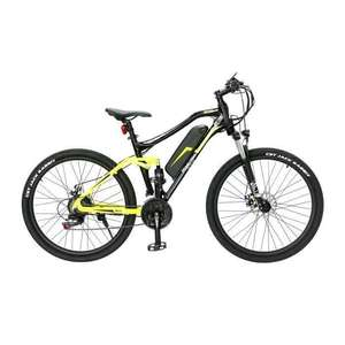 """Vélo VTT électrique 27,5"""" Moovway - Autonomie 40 km, 7 vitesses Shimano"""