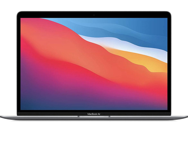"""PC Portable 13"""" Apple macbook - QWERTZ, M1, 8 Go de Ram"""