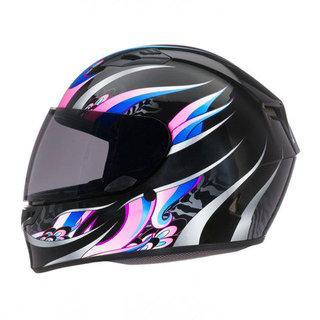 Casque moto Bell Qualifier Coalition - Black Pink
