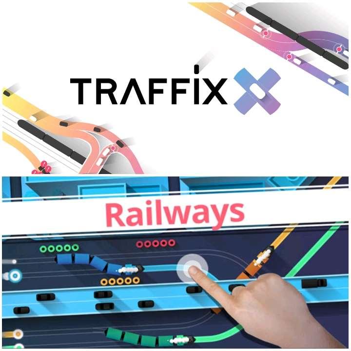 Jeux Traffix + Railways + Package Inc. gratuits sur Android