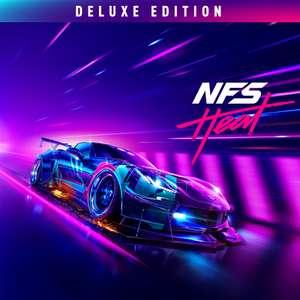 Need for Speed Heat Édition Deluxe sur PS4 (Dématérialisé)