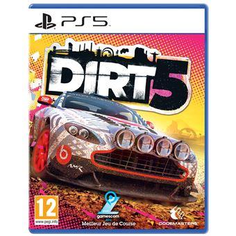 DiRT 5 sur PS5 (via retrait en magasin)