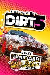 [Gold] DIRT 5 jouable gratuitement sur Xbox One & Series X/S (Dématérialisé)