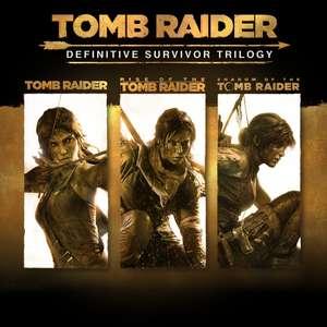 [Membres PS+] Tomb Raider: Definitive Survivor Trilogy sur PS4 (dématérialisé)
