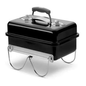 Barbecue à charbon transportable Weber Go-Anywhere (88.34 avec Fnac +)