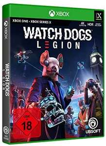 Watch Dogs: Legion sur Xbox One / Series X & PS4