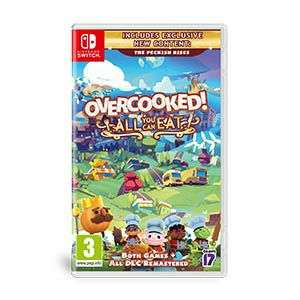[Précommande] Overcooked! All You Can Eat sur Nintendo Switch