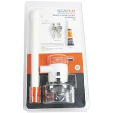 Pompe aérateur vivier 12v seaflo Avec Tuba Aérateur