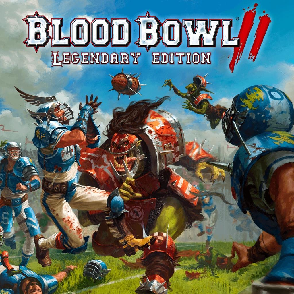 Sélection de jeux en promotion - Ex: Blood Bowl 2 - Édition Legendary sur PC (dématérialisé)