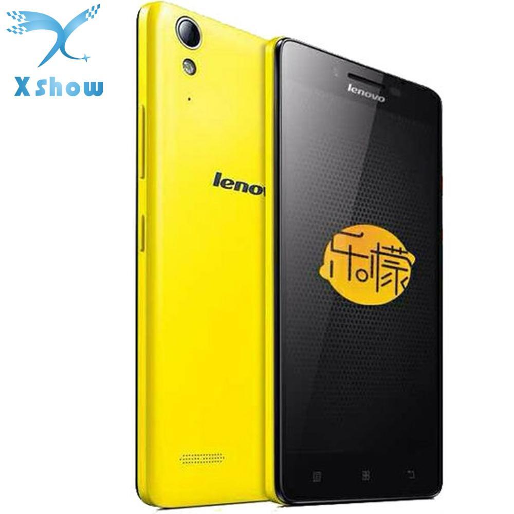 "Smartphone 5"" Lenovo K30T (Snapdragon 410, 2 Go RAM, 8 Go ROM)"